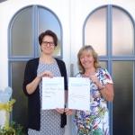 Dagmar Lohan und Annette Grabosch, Evangelisch Freikirchliche Gemeinde Witten