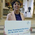 Dr. Margot Käßmann, Stadtkirche zu Wittenberg