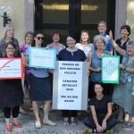 FrauenWerk Stein e.V. in der Evang.-Luth. Kirche in Bayern und Weltgebetstag der Frauen - Deutsches Komitee e.V.