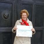Angelika Quadflieg, Hoher Dom zu Aachen