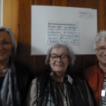 C. Middelberg, Barbara Zraik, Monika Schmitz, Kapelle im Oswald von Nell-Breuning-Haus