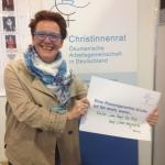 Astrid Herrmann, Deutscher Evangelische Kirchentag 2017, Berlin