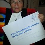 Dorothea Heiland, Deutscher Evangelische Kirchentag 2017, Berlin