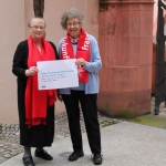 Doris Michalke und Elisabeth Rafflenbeul, Erbacher Hof, Mainz