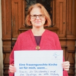 Dr. Annette Esser, ESWTR Jahrestagung
