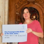 Dr. Eva Jenny Korneck, ESWTR Jahrestagung