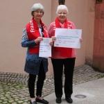 Ingrid Ferchland und Edeltraud Bechtloff, Erbacher Hof, Mainz