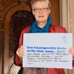 Franziska Müller-Rosenau, ESWTR Jahrestagung