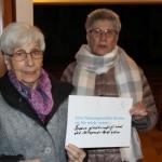 Gerda Mülleneinsen und Erika Ingenfeld, Kapelle der Franziskusschwestern, Essen Bedingrade