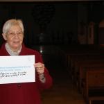 Ursula Overmeyer, Kapelle der Franziskusschwestern, Essen Bedingrade