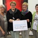 Karin Schmitt, Ferda Fork, Claudia Gehrmann, Barbara Puschmann, kfd Frauen aus dem Diözesanverband Essen  Katholische Akademie