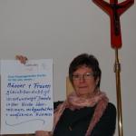 Vera Koerfer, Kapelle der Aachener Franziskanerinnen, Aachen