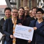 Konferenz für Kirchliche Bahnhofsmission, Bundesgeschäftsstelle Bahnhofsmission, Berlin