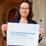 Prof. Dr. Angela Standhartinger, ESWTR Jahrestagung