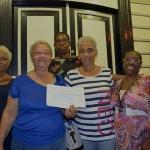 Frauen des Weltgebetstagskomitees in Suriname / Südamerika, Paramaribo