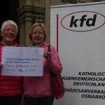 Teilnehmerinnen beim kfd-Diözesantag Osnabrück, St. Johann, Osnabrück