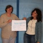 Martina Oetting und Christine Grandis, Vicelin-Schalom Gemeinde, Norderstedt