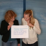 Friederike Heinecke und Lana Willig, Vicelin-Schalom Gemeinde, Norderstedt