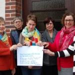Vorstand der Frauenarbeit im Gustav-Adolf-WerkEingang zur Zentrale des Gustav-Adolf-Werks/Diasporawerks der EKD in Leipzig