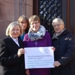 Vorstand des Weltgebetstags der Frauen - Deutsches Komitee e. V., Martin-Luther-Gemeinde Stein, Stein bei Nürnberg