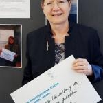 Prof. Hildegard König, Bundesausschuss des Katholischen Deutschen Frauenbundes 2017 in Schloss Fürstenried, München