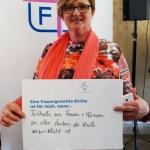 Regina Krebs, Bundesausschuss des Katholischen Deutschen Frauenbundes 2017 in Schloss Fürstenried, München