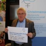 Paul Magino, ZdK Vollversammlung, Bonn