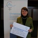 Maria Flachsbarth, ZdK Vollversammlung, Bonn
