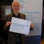 Johannes Stein, ZdK Vollversammlung, Bonn
