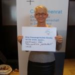 Lisa Hotze, ZdK Vollversammlung, Bonn
