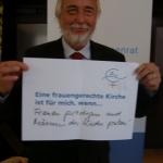 Michael Steeb, ZdK Vollversammlung, Bonn