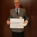Oberst i.G. Dr. Burkhard Köster, ZdK Vollversammlung, Bonn